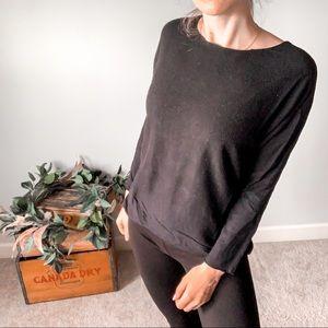 Michael Kors Black Long Sleeve Sweater 🌿